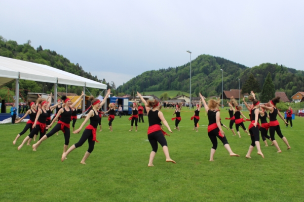 Gymnastik Tannzapfe-Cup Dussnang 2019